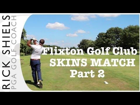 Skins Match at Flixton Golf Club Part 2/3