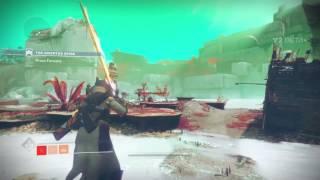 Destiny 2 Floating glitch