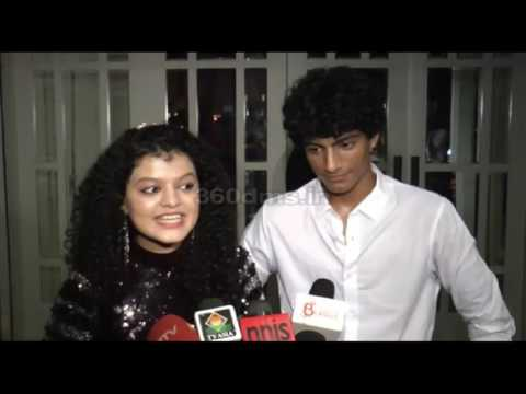 Video Singer Palak Muchhal Talks About Her Emotional Bond With Brother Palash Muchhal - Birthday Special download in MP3, 3GP, MP4, WEBM, AVI, FLV January 2017