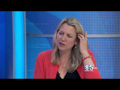 Cheryl Strayed Interview on Bay Sunday