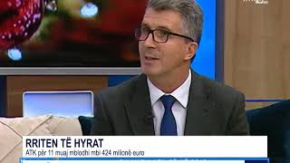 RTK3 Lajmet e orës 13:00 11.12.2018