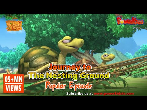 Jungle book Season 2 Episode 5 Journey to the Nesting Ground
