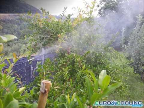 nebulizzazione antizanzare - mister mosquito