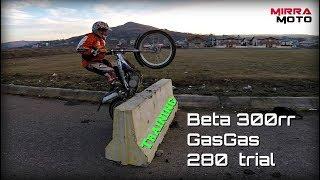 10. Beta 300rr & Gasgas 280 Training Enduro Iasi