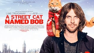 A Street Cat Named Bob, the film adaptation of James Bowen's best-selling novel, has got its first trailer and you can watch it below. Starring Luke Treadaway ...