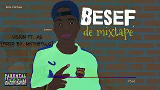 Download Lagu 06. JunnyRast - Vision Ft. A3 (Prod By. MKThePlug) [Besef De Mixtape] Mp3