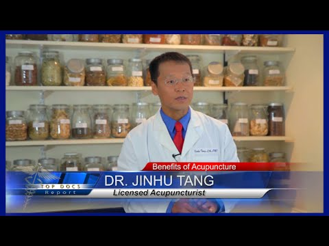 Vienna Virginia Acupuncture - Dr. Tang Featured As TOP Acupuncturist on TOP Doctors Interviews