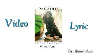 Isyana Sarasvati - Winter Song (Lirik)