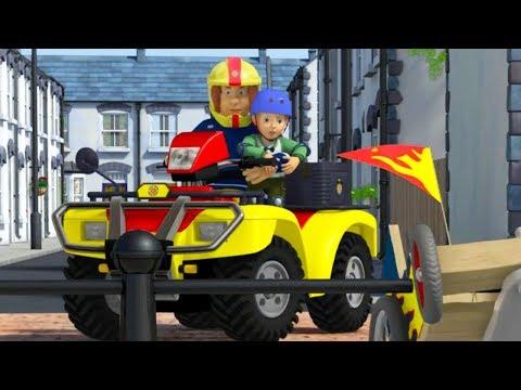 Fireman Sam full episodes HD | Against the flames - Elvis in Concert 🚒5 Full Episodes 🔥Kids Movie