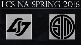 CLG vs TSM, game 5