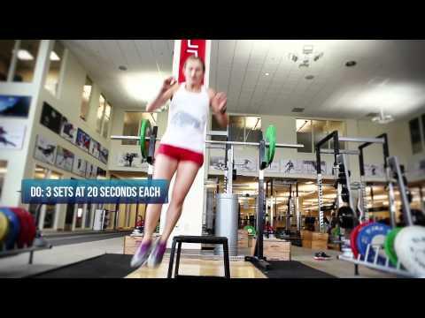 abnehmen mit fitness trampolin