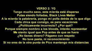 G-Eazy ft YG - Endless Summer freestyle español
