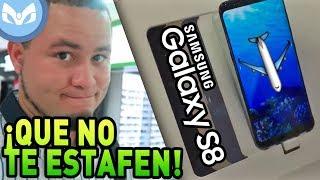 Cuanto Vale Galaxy S8 en El Aeropuerto ?