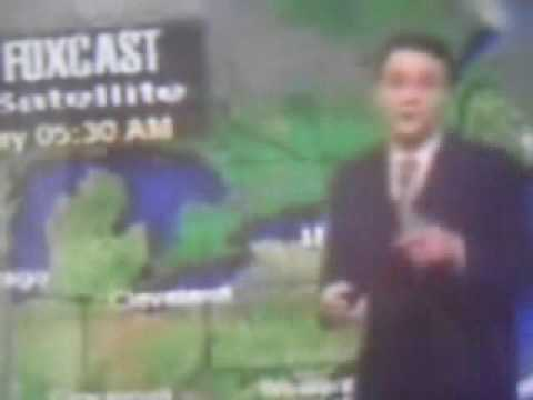 Weather man bloopers