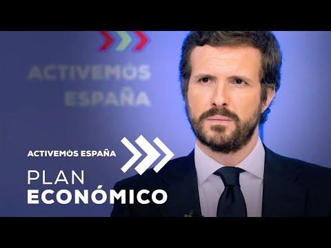 Activemos España: Plan económico