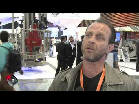 Intermat – WEB TV Eurofor : Interview  de Stephane Canavero –  Franki Fondations