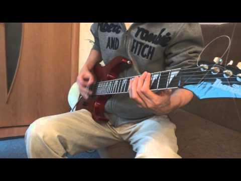 Disturbed - Decadance Cover (видео)