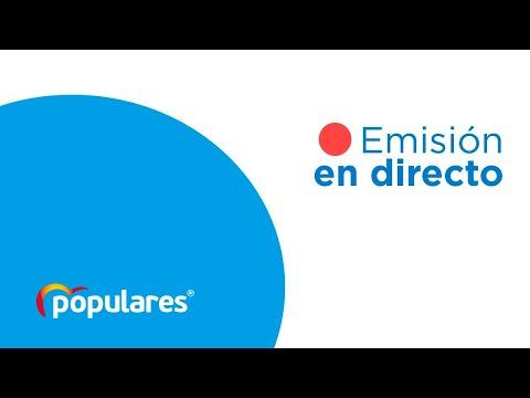 Presentación del Programa Elecotoral del PP en Barcelona