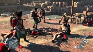 Assasin Creed 3 Gameplay!!!!!