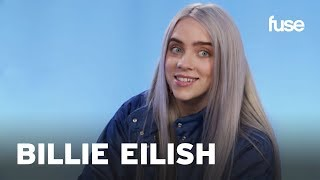 Video Billie Eilish Chats With Her Brother About Her Debut EP & Tyler the Creator MP3, 3GP, MP4, WEBM, AVI, FLV April 2018