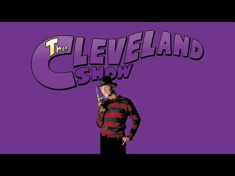A Nightmare on Elm Street References in The Cleveland Show