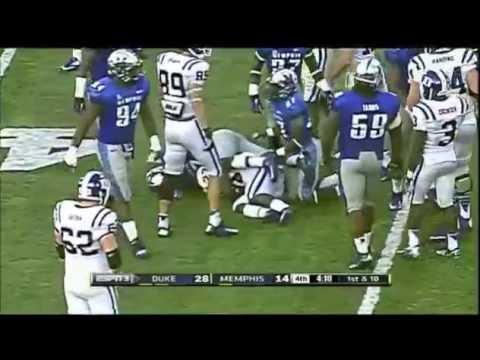Martin Ifedi Game Highlights vs Duke & Houston 2013 video.