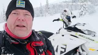 9. Ski-Doo Freeride 146 850 E-TEC 2018 - Ã…rets stortest