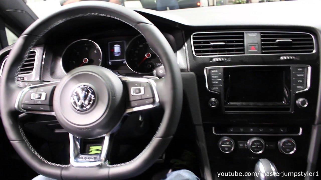 VW Golf GTD TDI