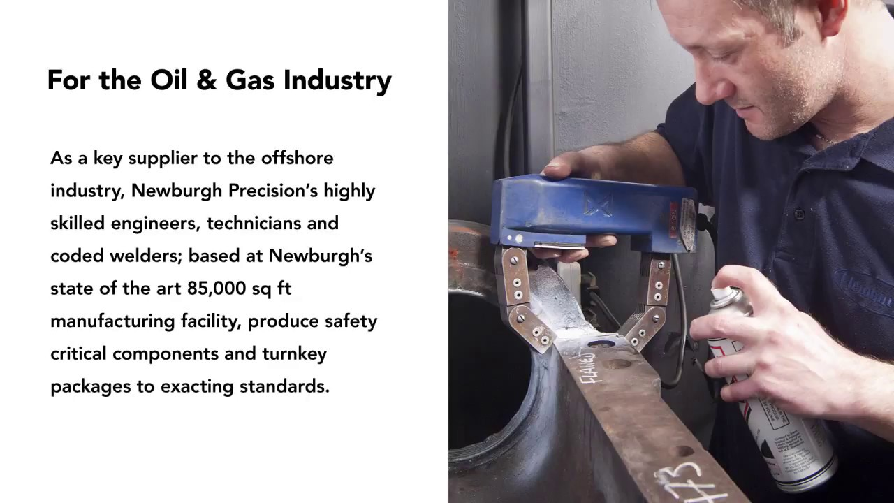Newburgh Precision Capabilities