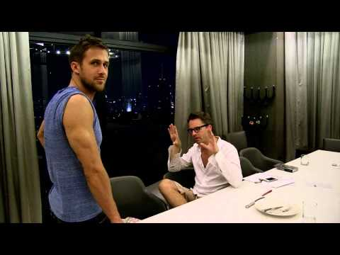 Watch Ryan Gosling Boxing Shirtless For 'Only God Forgives'