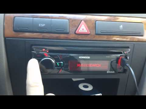 Audi A6 1998-2004 Stereo Upgrade Bluetooth iPhone/iPod Al & Eds Autosound #4 Los Angeles