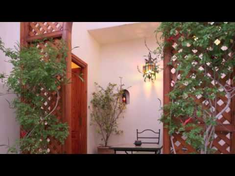 Video av Riad Perle d'Orient