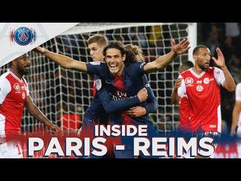 INSIDE - PARIS SAINT-GERMAIN vs REIMS with MICHAEL JORDAN