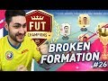 BEST FORMATION FOR SHOOTING in FUT 19!!!