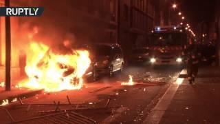 В Париже произошли массовые беспорядки после убийства мужчины полицейским