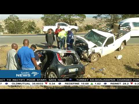 N2 crash near Sibangweni claims 4 lives