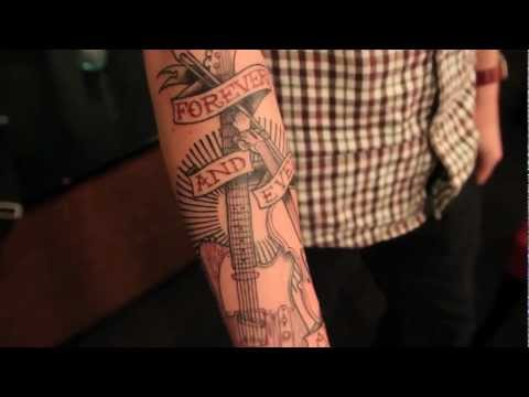A Rocket To The Moon: Tattoos ft Craig Beasley