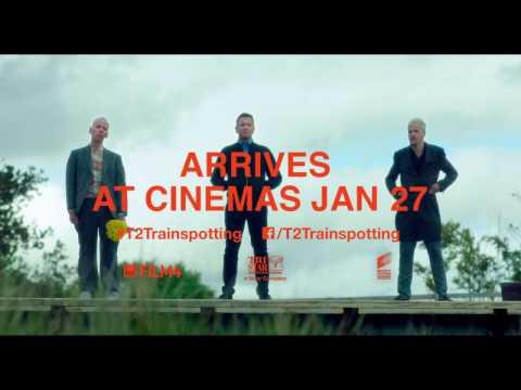 Očekávaný film Dannyho Boylea T2 Trainspotting vstupuje do kin již tento čtvrtek. Podívejte se na nový trailer