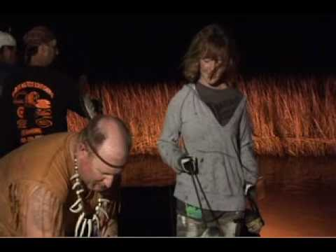 Rattlin' Randy Stoneage Bowfishing