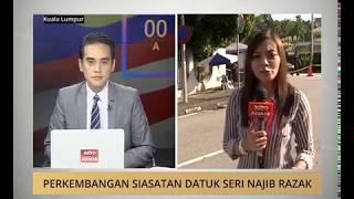 Video Perkembangan siasatan Datuk Seri Najib Razak (Jam 9 pagi) MP3, 3GP, MP4, WEBM, AVI, FLV Oktober 2018