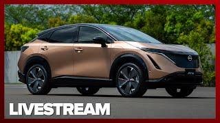 Nissan Ariya FULL REVEAL! by Roadshow