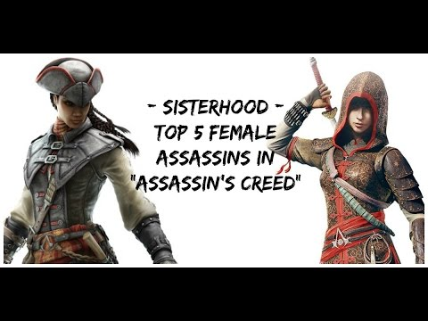 Top 5 female assassins in Assassin's Creed