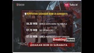 Video Kronologi Runtutan Bom di Tiga Lokasi Gereja Surabaya - Breaking iNews 13/05 MP3, 3GP, MP4, WEBM, AVI, FLV Juli 2018