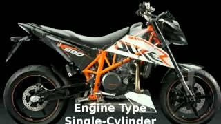 1. 2010 KTM Duke 690 R - Dealers, motorbike