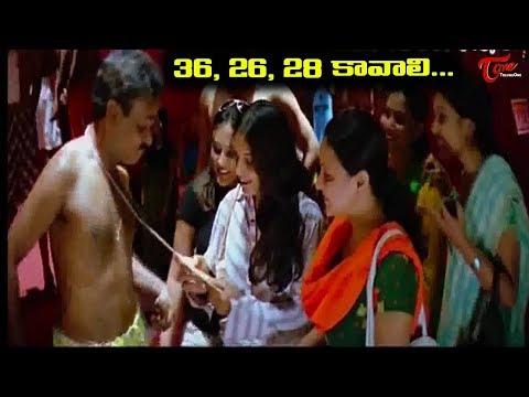 sunil and venu madhav comedy