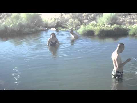 Keough Hot Springs, Bishop, California