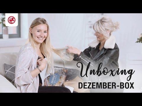 Schön für mich-Box Dezember 2017 – UNBOXING mit Louisa & Giulia Groth (видео)