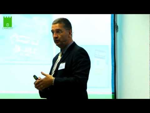Remco van Olst - Camelot Symposium Amsterdam 2012  - COO Camelot Europe