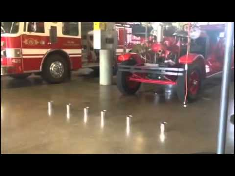 City Of Salina Fire Department-arson And Accelerant Detection K-9 Demonstration