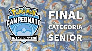 Lucas Araújo e Gustavo Wada disputaram a final do Nacional de Pokémon TCG 2015 na Categoria Senior. Confira aqui todos os...